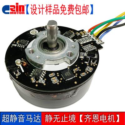 【齊恩】5520磁力攪拌器專用無刷微型電機健身器材筋摩槍直流馬達