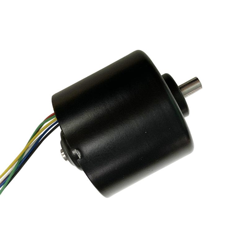 【齊恩】4235無刷高效率靜音微型電機12V18V24V家用電器直流馬達