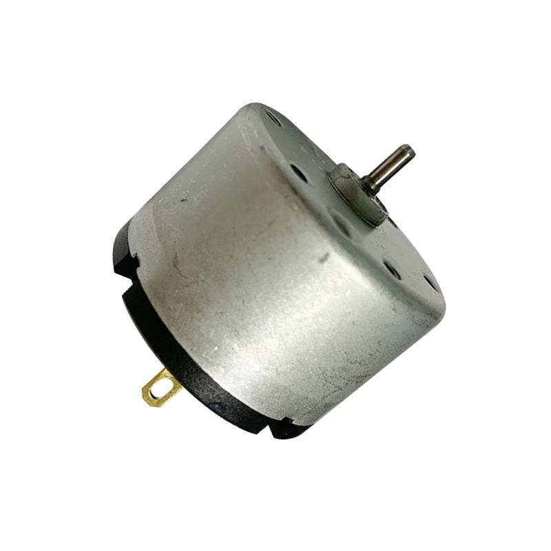 【齊恩】520豆漿機舵機專用微型電機3.7V智能吸塵器直流碳刷馬達
